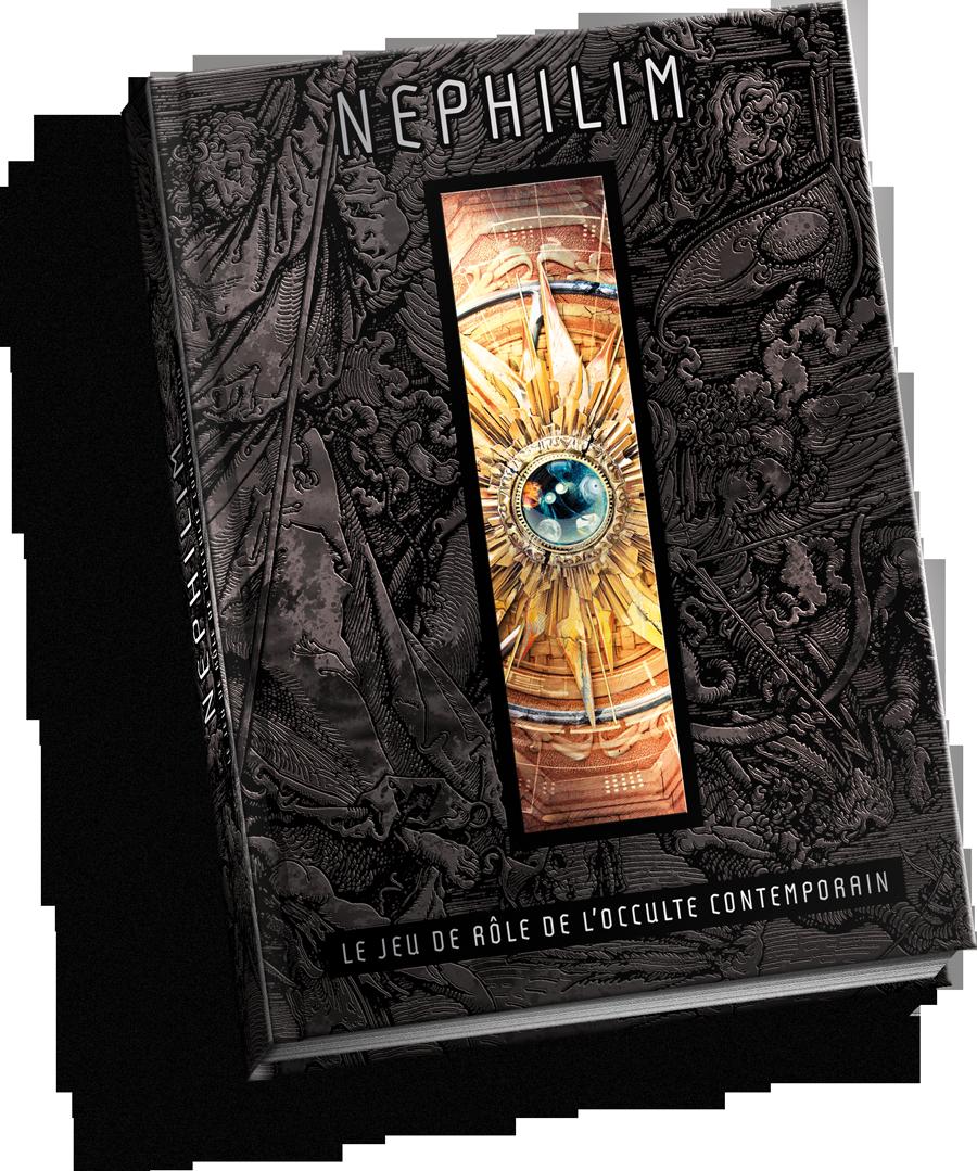 yayashin nephilm cover book