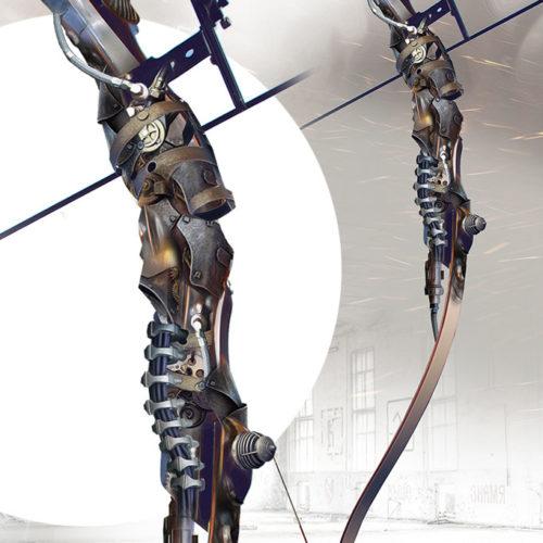 bow steampunk asset concept yayashin