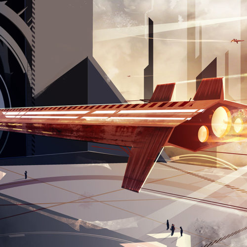 starship_speed painting_yayashin
