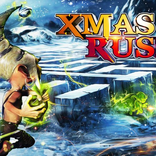 XMASRUSH_artwork_codingame_contest_yayashin